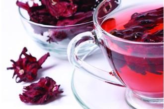 chá de hibisco emagrece